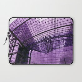 Facade - Train station - Berlin Laptop Sleeve