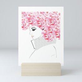Rose Envy Mini Art Print