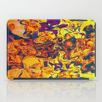 eggs iPad Cases featuring Eggs. by Venus Flytrap