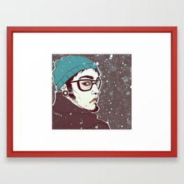 hotwuk Framed Art Print