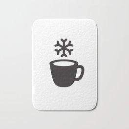 Cold coffee Bath Mat