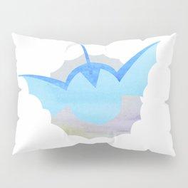Watercolor Vaporeon Pillow Sham