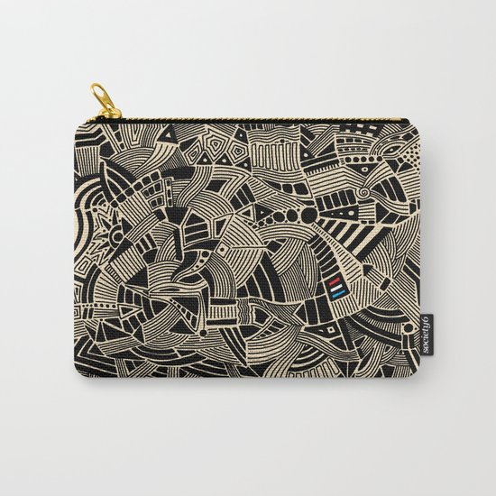 - flore - Carry-All Pouch