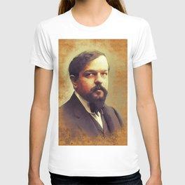 Claude Debussy, Music Legend T-shirt