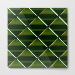 Gem pattern Metal Print