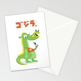 Godzilla! Stationery Cards
