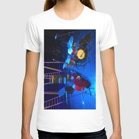 mortal instruments T-shirts featuring Instruments by Mauricio Santana