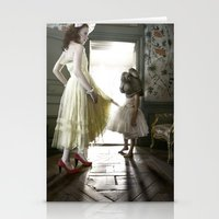 neverland Stationery Cards featuring Finding Neverland by annamalmberg