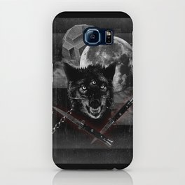 Hungry knights iPhone Case