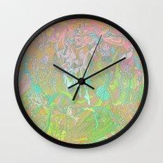 Hush + Glow Wall Clock