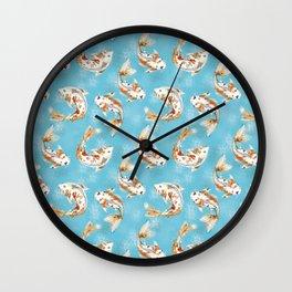 salmons Wall Clock