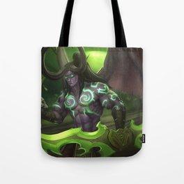 Illidan Tote Bag