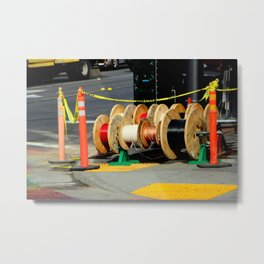 Wired - It Takes All Kinds Metal Print