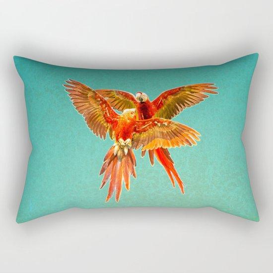 INFLIGHT FIGHT Rectangular Pillow