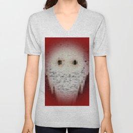 Ghost Eyes Unisex V-Neck