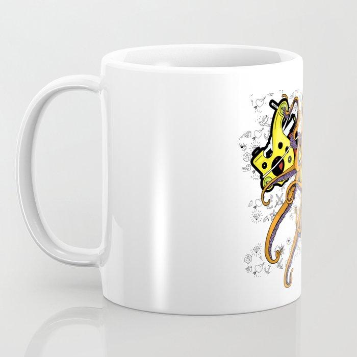 Octopus Tattoo Coffee Mug
