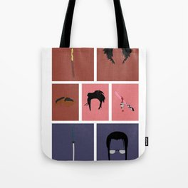 Samurai Champloo Tote Bag