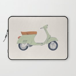 Italian Moto Laptop Sleeve