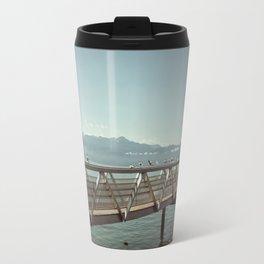 SEAGULLS / GENEVA LAKE Travel Mug