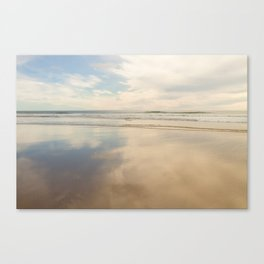 The Afternoon Lingered Canvas Print