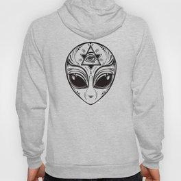 Illuminati Alien Hoody