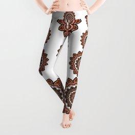 Bohemian Pattern 2 Leggings