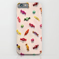 Sweet Candy Painted Pattern iPhone 6 Slim Case