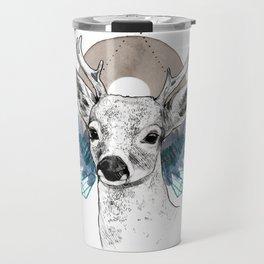 The Deer (Spirit Animal) Travel Mug