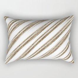 Cheetah/Leopard Print Rectangular Pillow