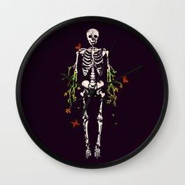 Dead is dead Wall Clock