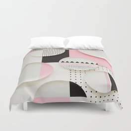 Charlotte love is a  London Duvet Cover