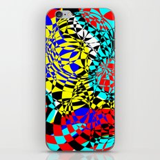 Color Bomb  iPhone & iPod Skin