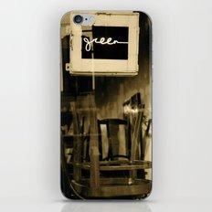 The Green iPhone & iPod Skin
