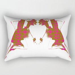 Miranda Kerr Rectangular Pillow