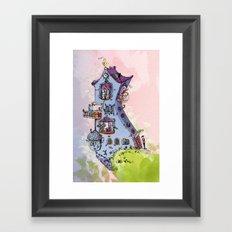 Détails Framed Art Print