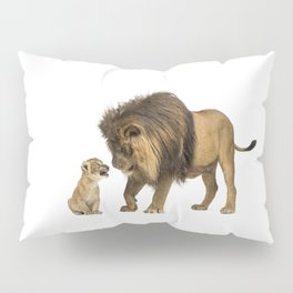 Dad and son Pillow Sham