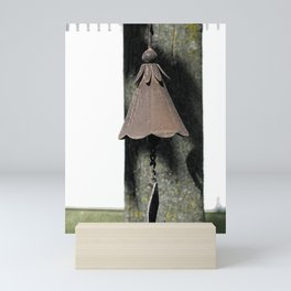 Bell and Tree Mini Art Print
