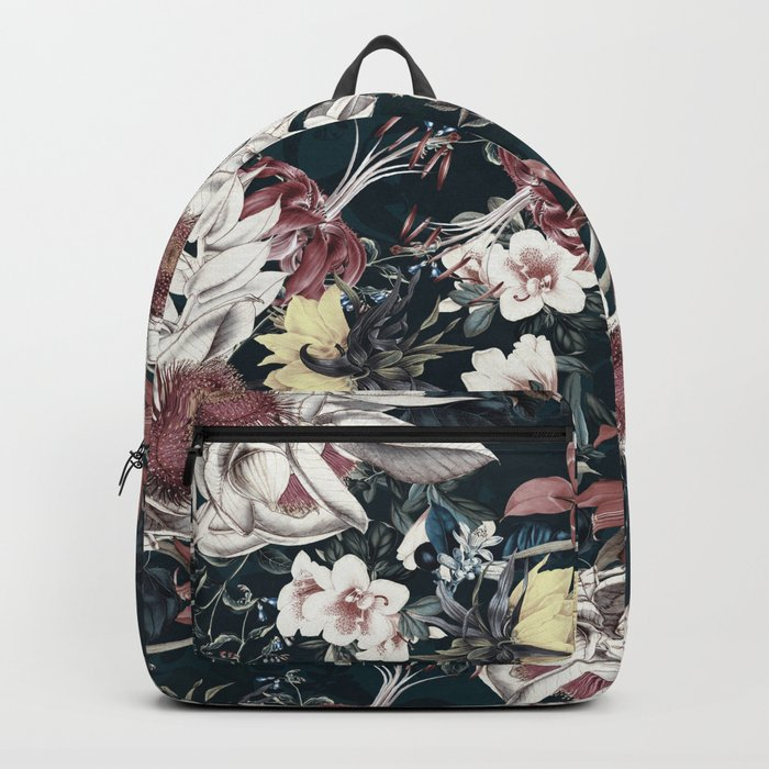 Flowers of Darkness Backpack