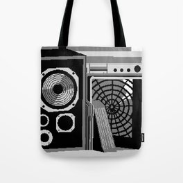 Raster of Young Tote Bag