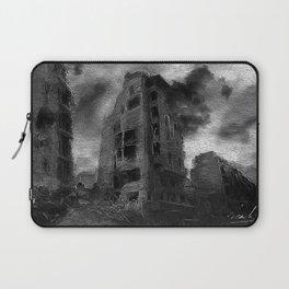 War Torn City V3 Laptop Sleeve