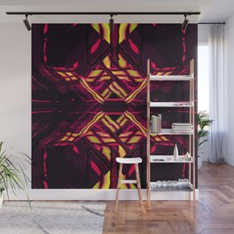 Exotic Visual Aesthetic Art V.2 Wall Mural