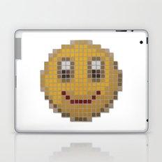 Emoticon Smile Laptop & iPad Skin