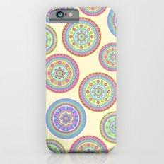 zentangle iPhone 6s Slim Case