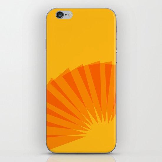 2013 Pigment to Pantone Calendar – JANUARY iPhone & iPod Skin