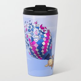 Folding away Travel Mug