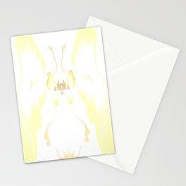 LIGHT BUTTERFLY Stationery Cards
