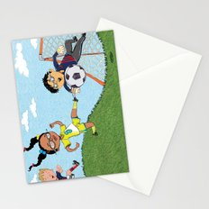 Soccer Stationery Cards