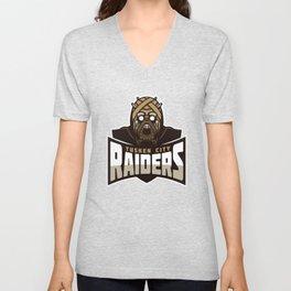 Tusken City Raiders - Tan Unisex V-Neck