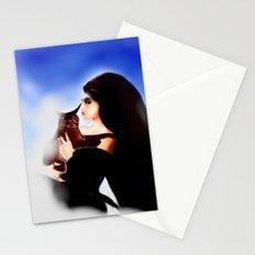 Underscore Stationery Cards