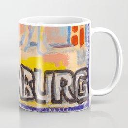European Capital - Luxemburg Coffee Mug